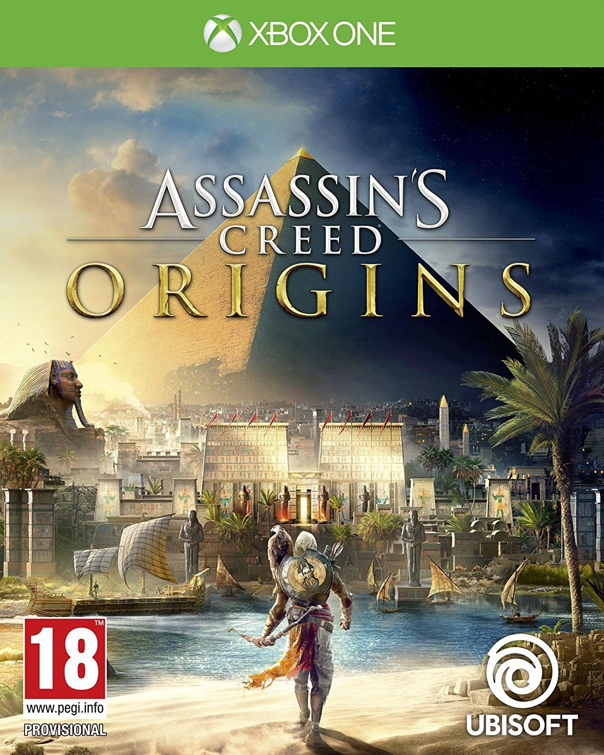 Assassin's Creed Origins (Xbox One) - 1