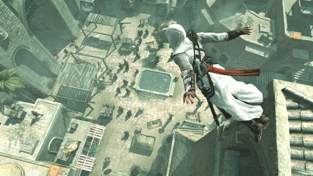 Assassin's Creed 1 & 2 Double Pack (PS3) - 5