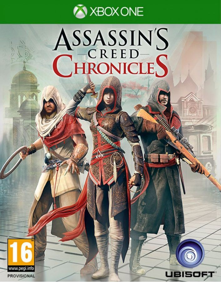 Assassin's Creed Chronicles Pack (Xbox One) - 1