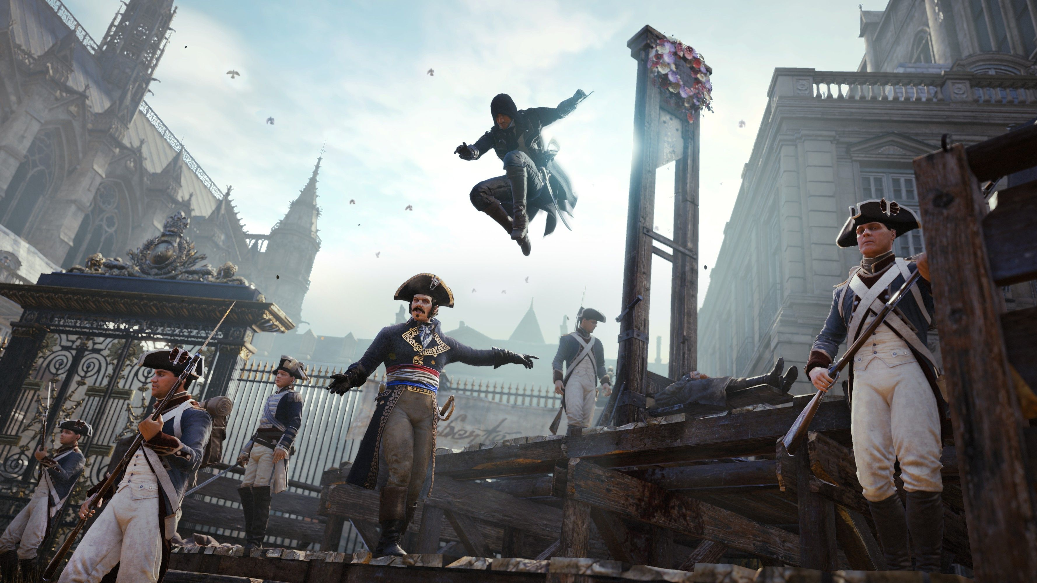 Assassin's Creed Unity (Xbox One) - 6