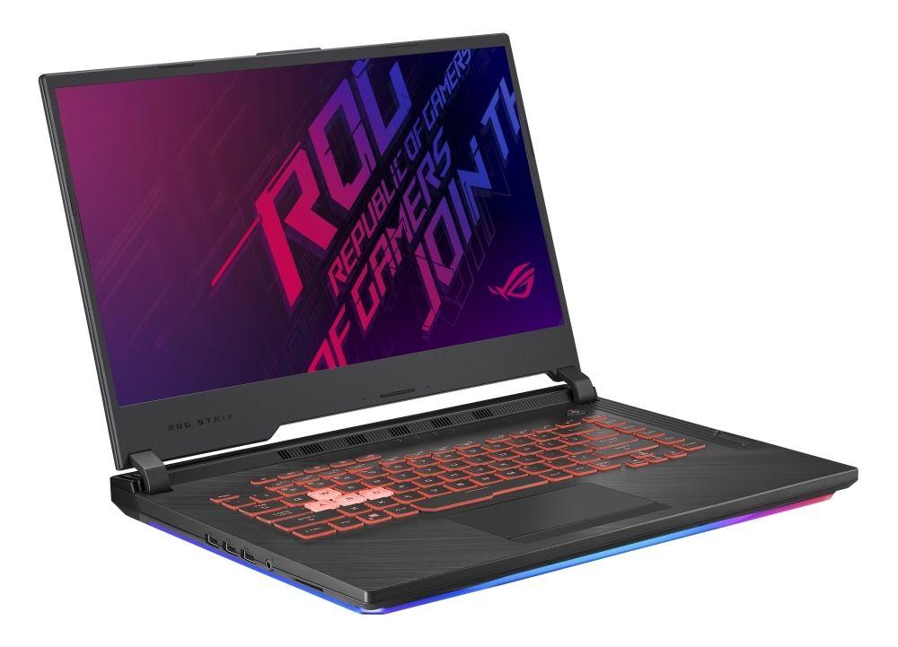 "Лаптоп Asus ROG STRIX G -  G531GW-AZ167T, 15.6"", i7-9750H, RTX 2070, черен - 2"