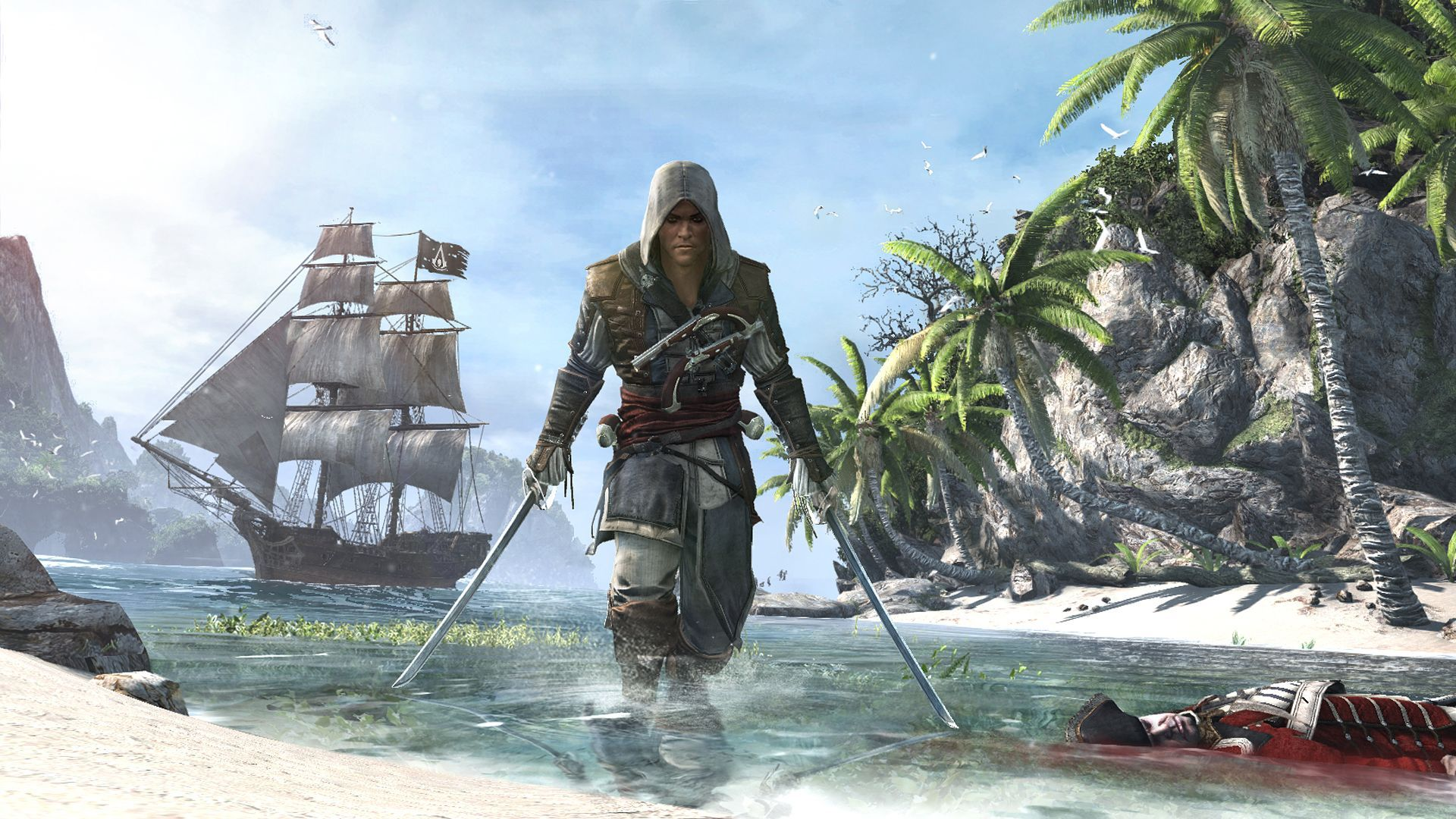 Assassin's Creed IV: Black Flag - Essentials (PS3) - 8