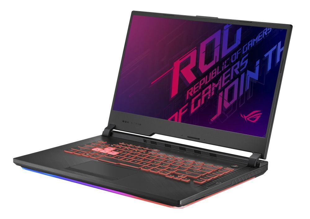 "Лаптоп Asus ROG STRIX G -  G531GW-AZ167T, 15.6"", i7-9750H, RTX 2070, черен - 3"