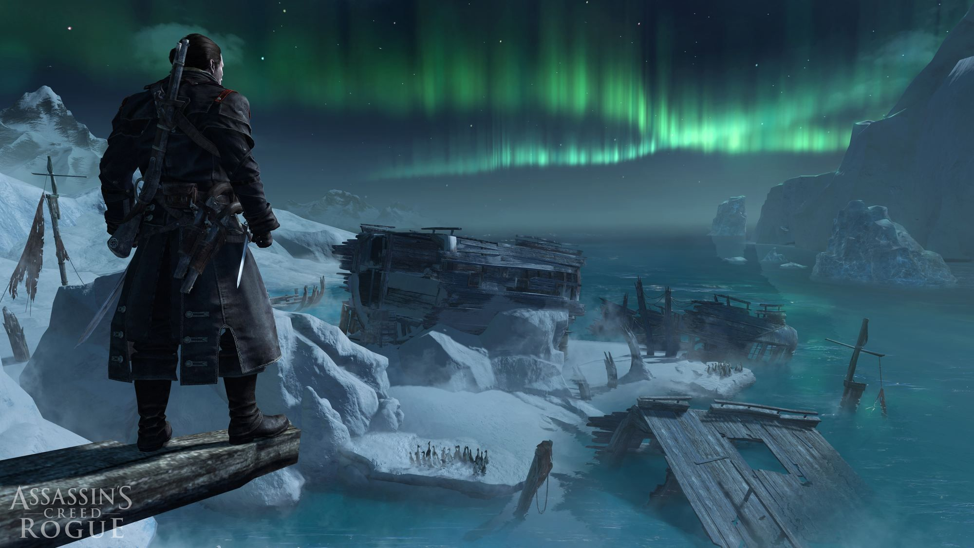 Assassin's Creed Rogue Remastered (PS4) - 3
