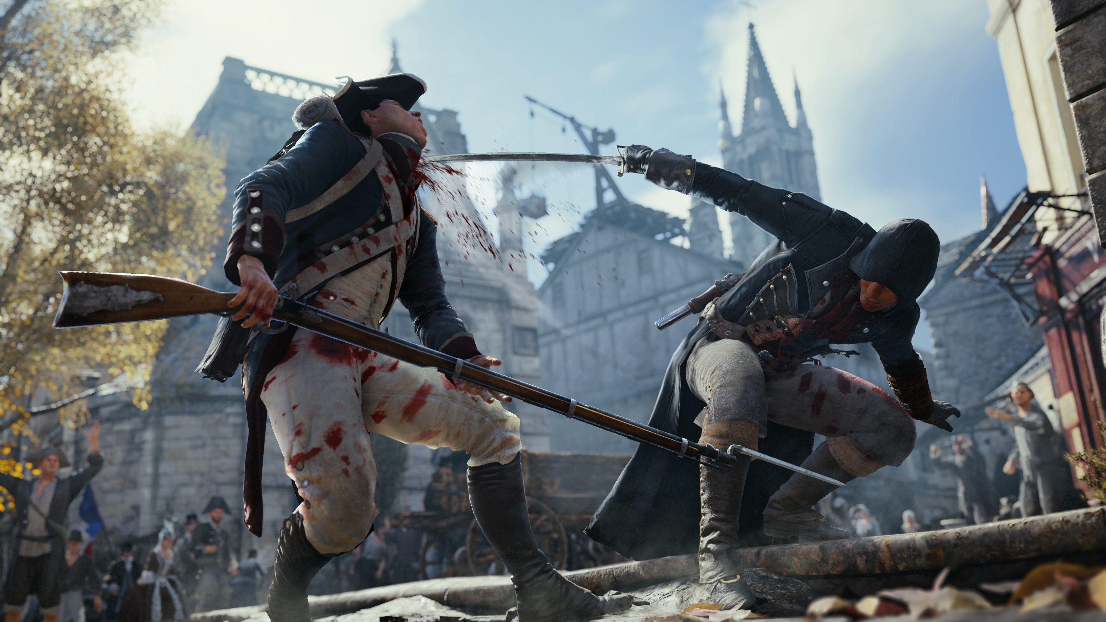 Assassin's Creed Unity (PC) - 10
