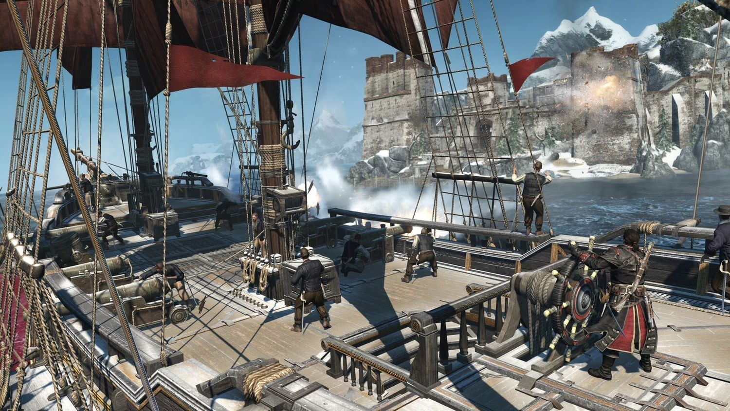 Assassin's Creed Rogue Remastered (PS4) - 11