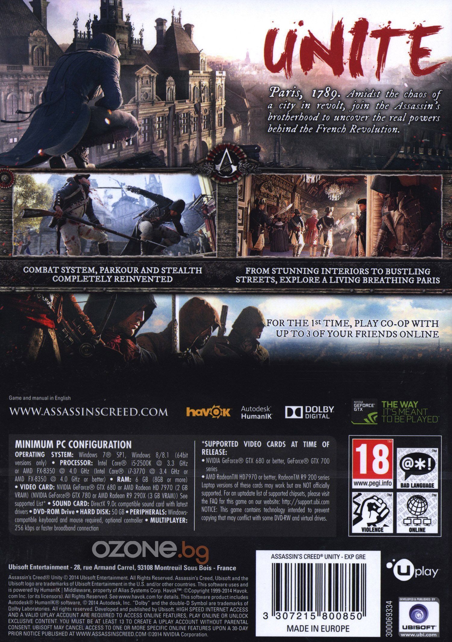 Assassin's Creed Unity (PC) - 5