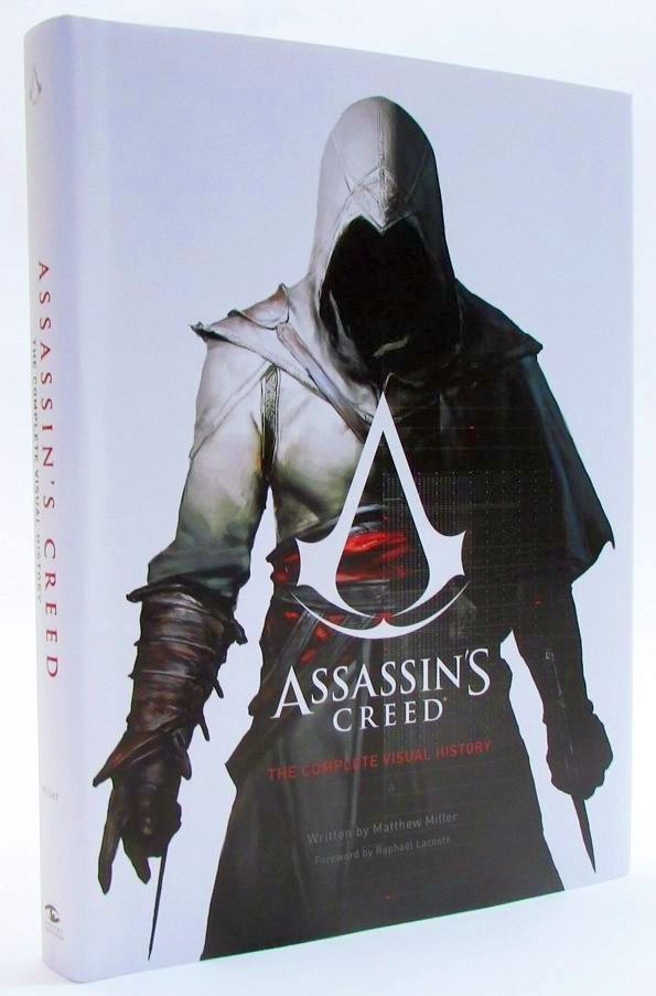Assassin's Creed: The Complete Visual History (Hardcover) - 3