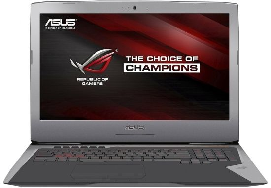 Asus G752VY-GC360T - 1
