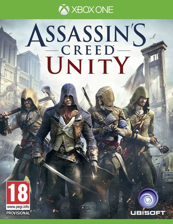 Assassin's Creed Unity (Xbox One) - 1