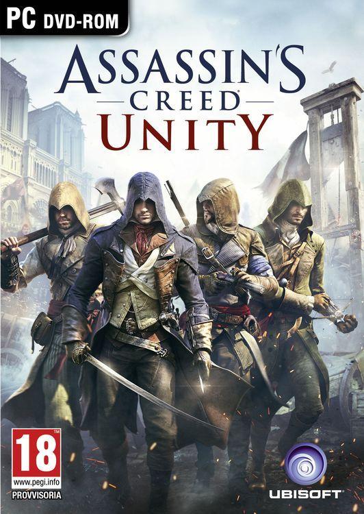 Assassin's Creed Unity (PC) - 1