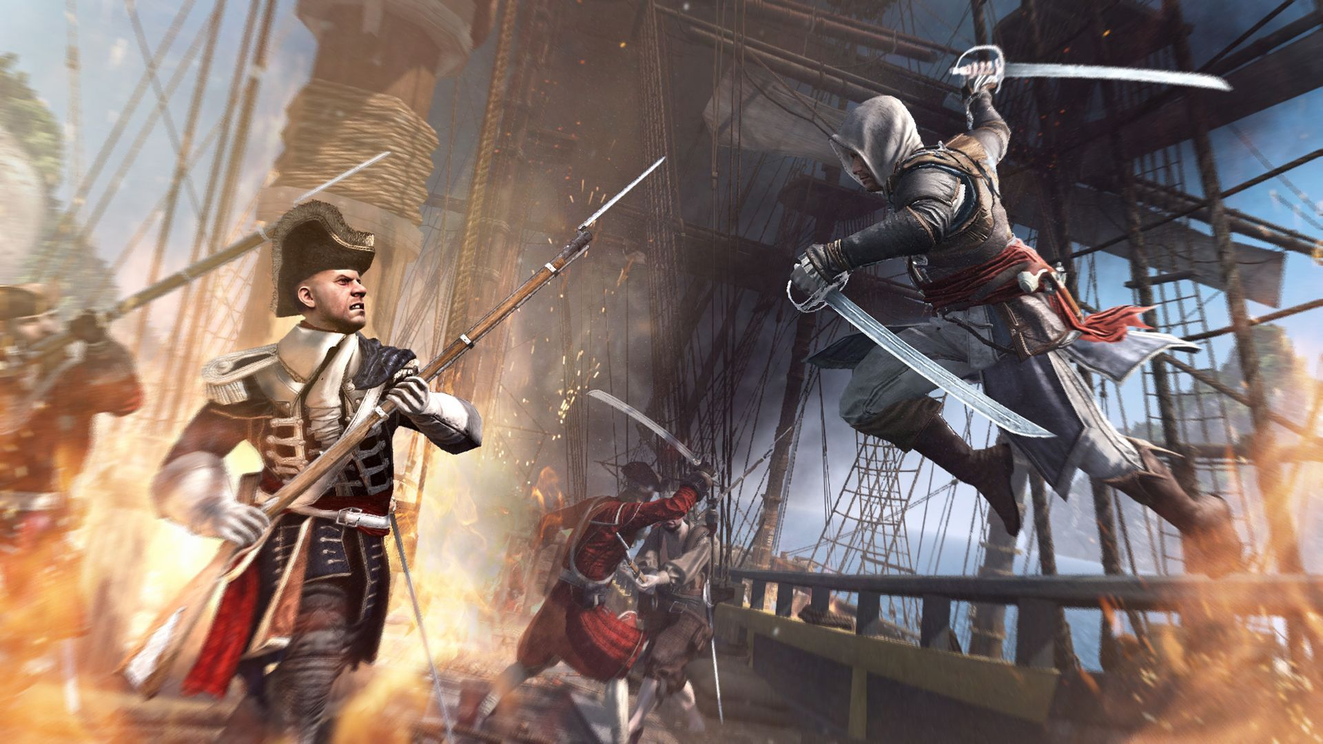 Assassin's Creed IV: Black Flag (PC) - 7