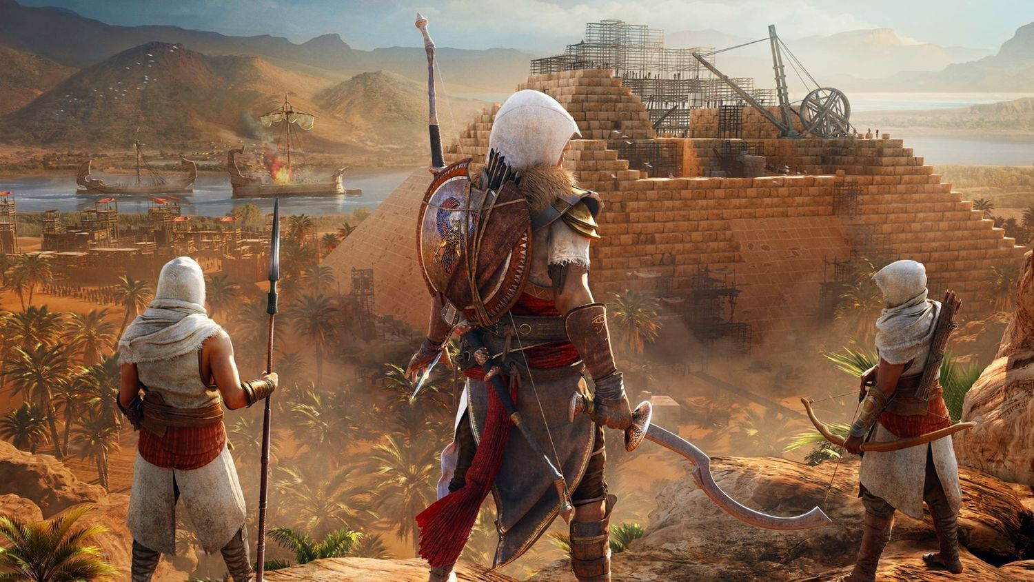Assassin's Creed Origins (PS4) - 11