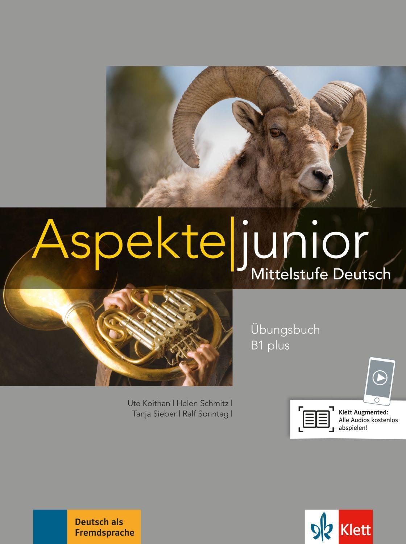 Aspekte junior B1 plus Übungsbuch mit Audio-Dateien zum Download - 1