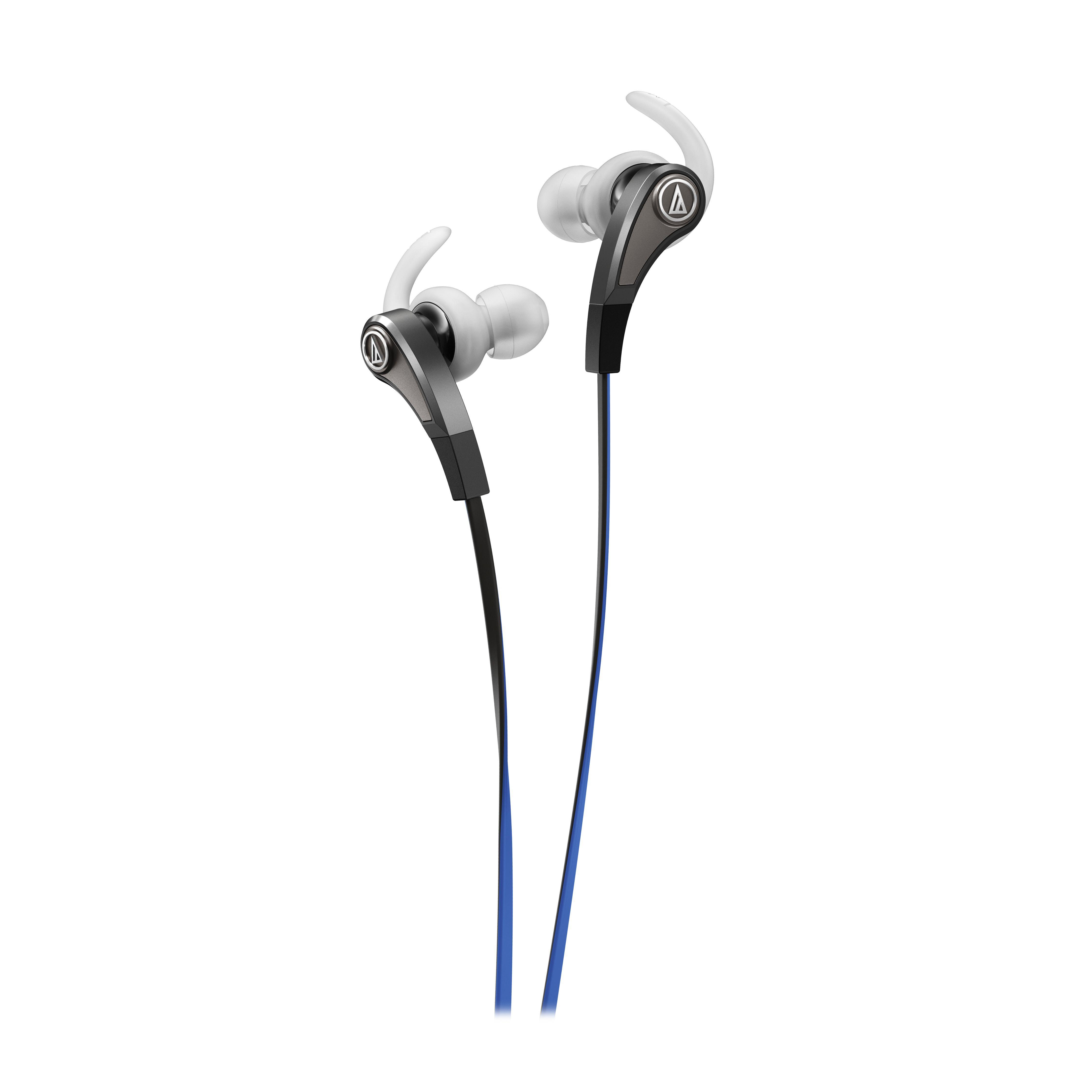 Слушалки Audio-Technica ATH-CKX9SV - сребристи - 1