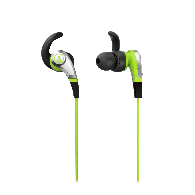 Слушалки Audio-Technica ATH-CKX5GR - зелени - 1