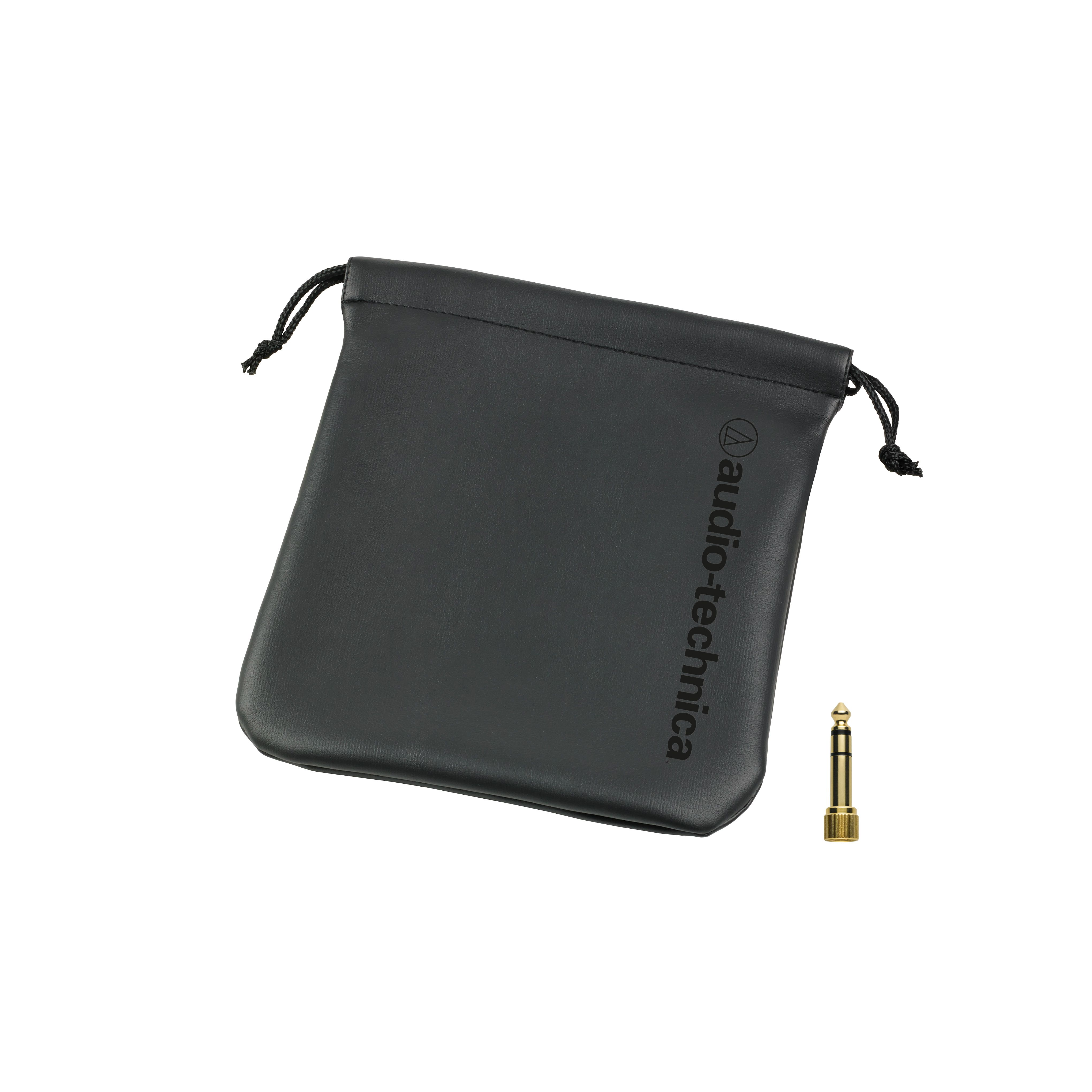 Слушалки Audio-Technica ATH-M50X - черни - 2