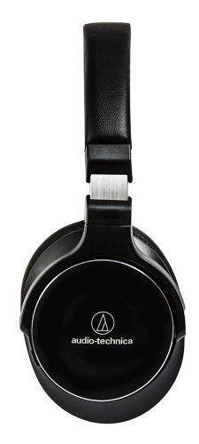 Слушалки с микрофон Audio-Technica ATH-SR5BTBK - 3