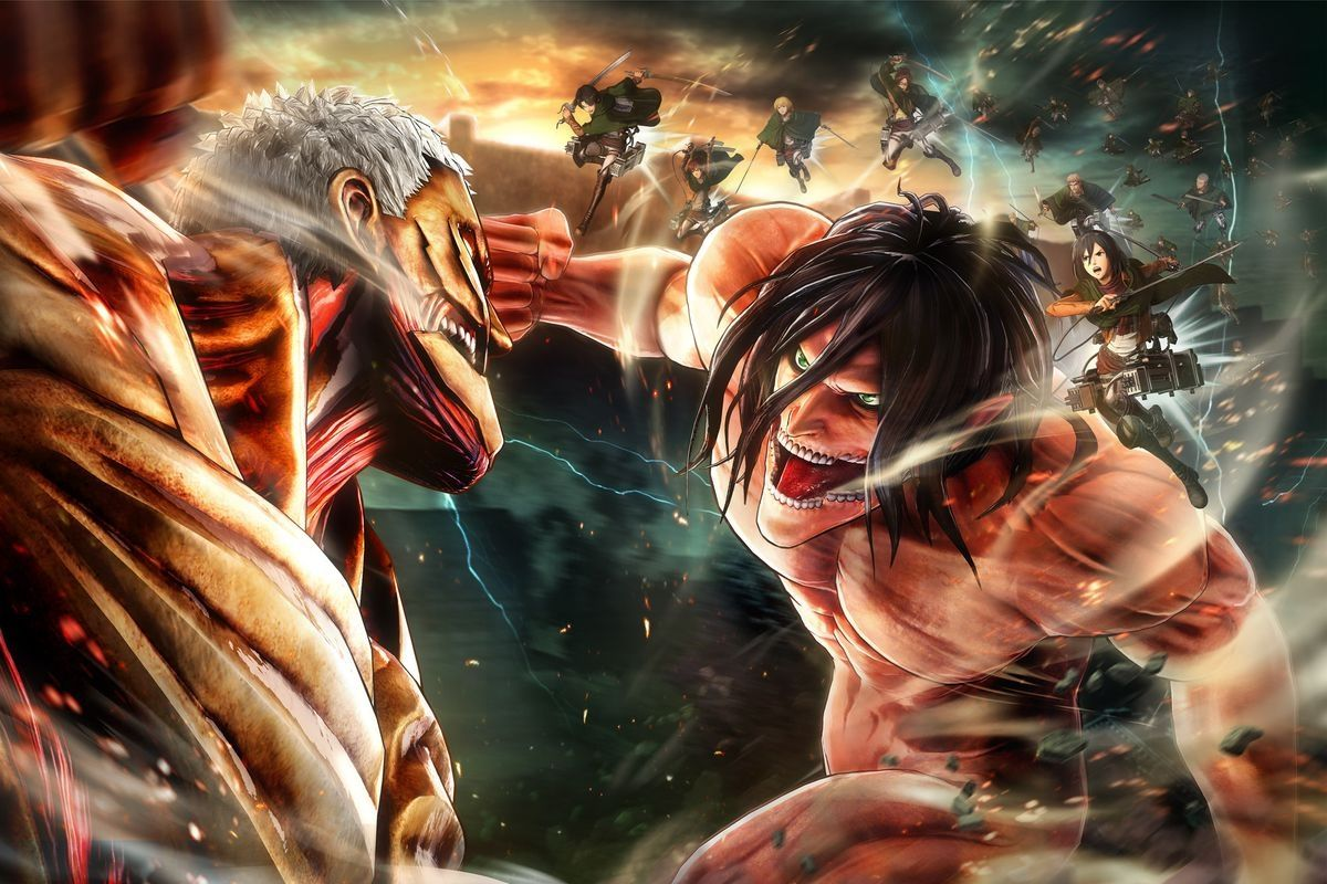 Attack on Titan 2 (Xbox One) - 9