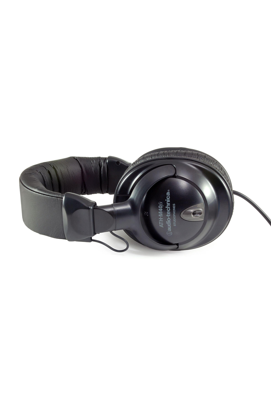 Слушалки Audio-Technica ATH-M40fs - 4