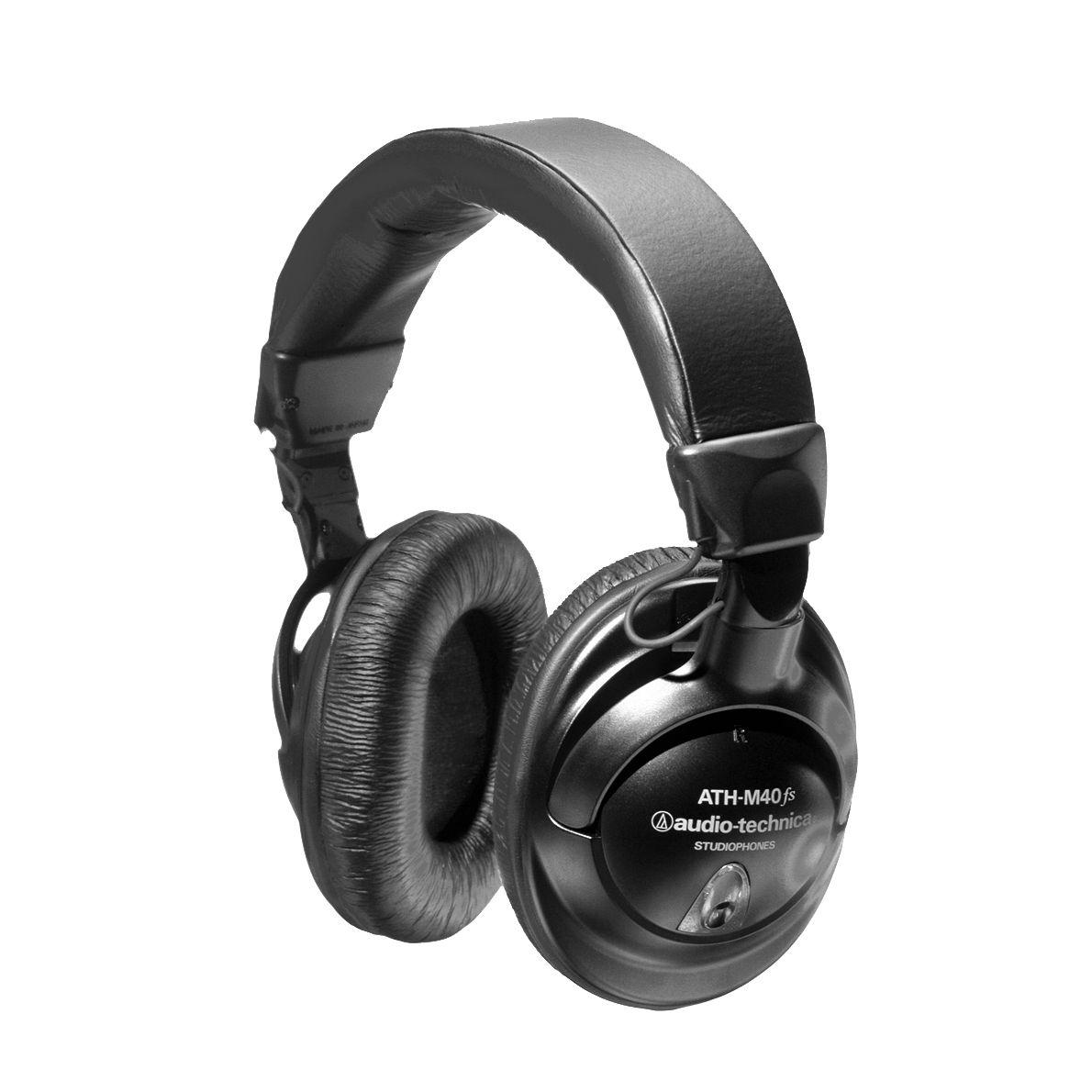 Слушалки Audio-Technica ATH-M40fs - 2