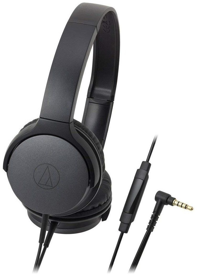 Слушалки Audio-Technica ATH-AR1ISBK - 1