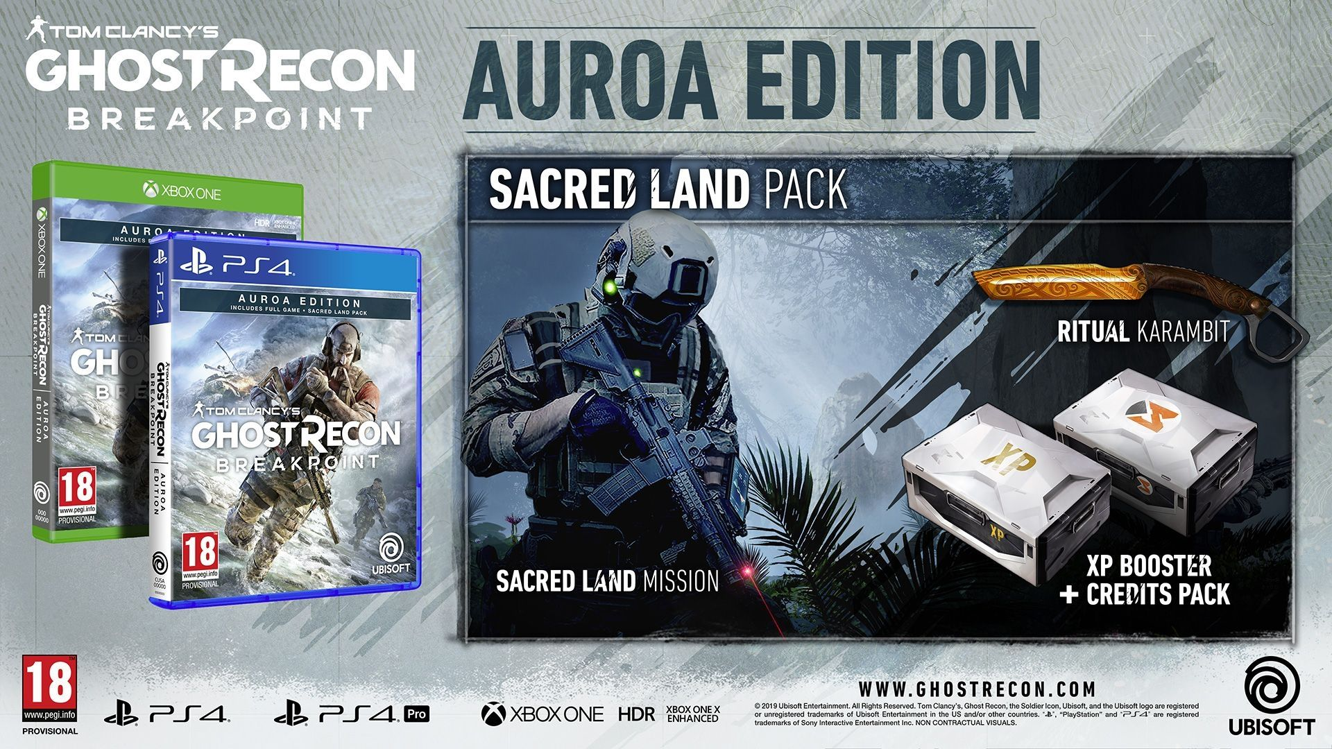 Tom Clancy's Ghost Recon Breakpoint - 4
