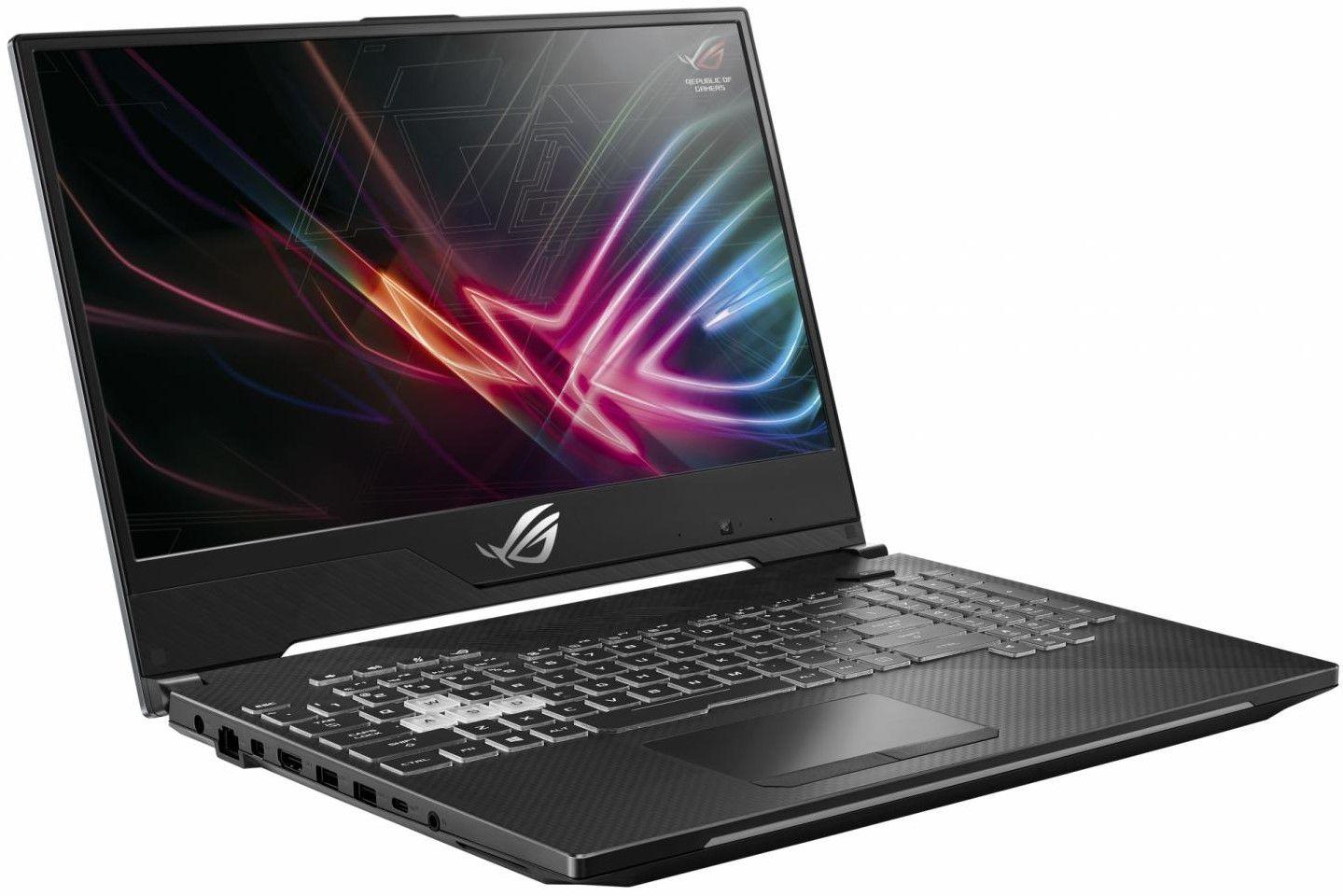 Гейминг лаптоп Asus Hero Strix II - 2