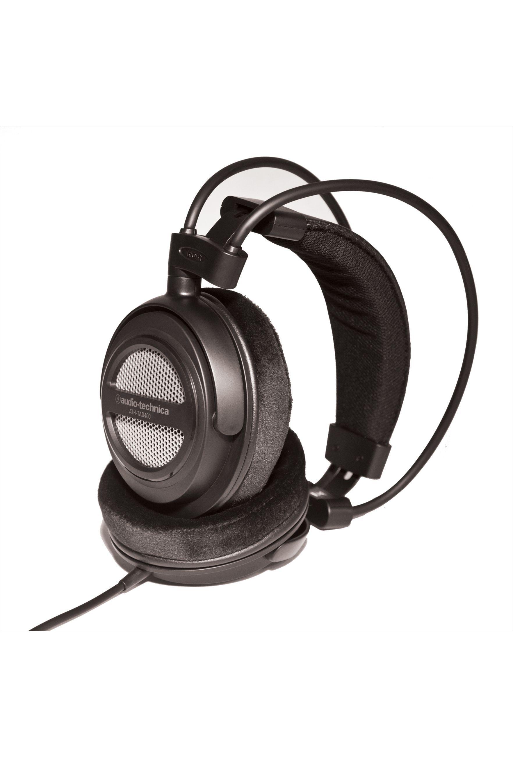 Слушалки Audio-Technica ATH-TAD400 - 2