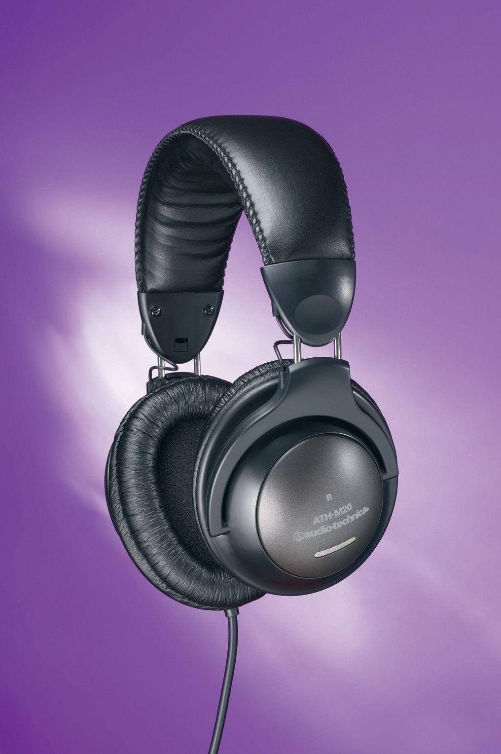 Слушалки Audio-Technica ATH-M20 - 2