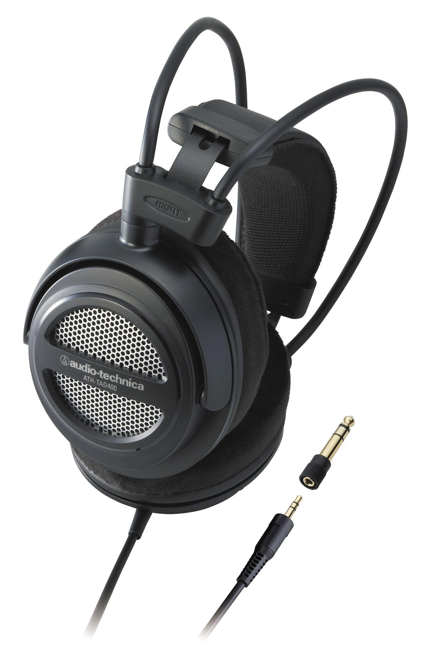 Слушалки Audio-Technica ATH-TAD400 - 1