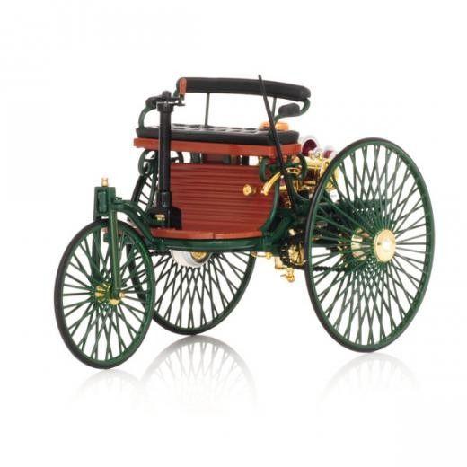 Авто-модел Benz Patent-Motorwagen 1886 - 1
