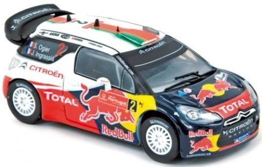 Авто-модел Citroën DS3 WRC Rally Portugal'11 winner Ogier / Ingrassia - 1