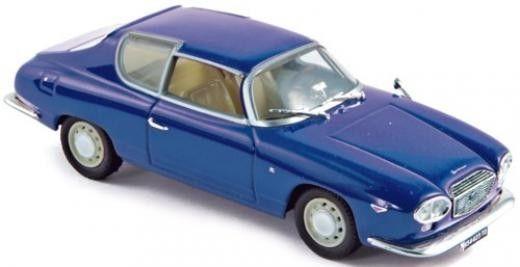 Авто-модел Lancia Flavia Sport Zagato 1962 blue - 1