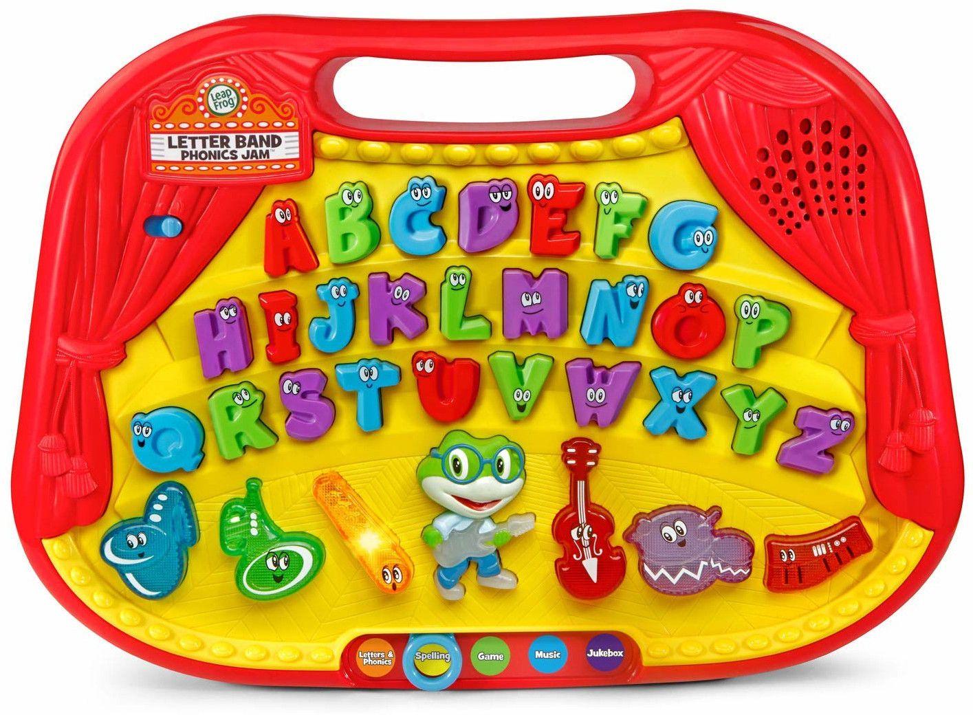Интерактивна играчка Vtech - Музикална азбука - 1