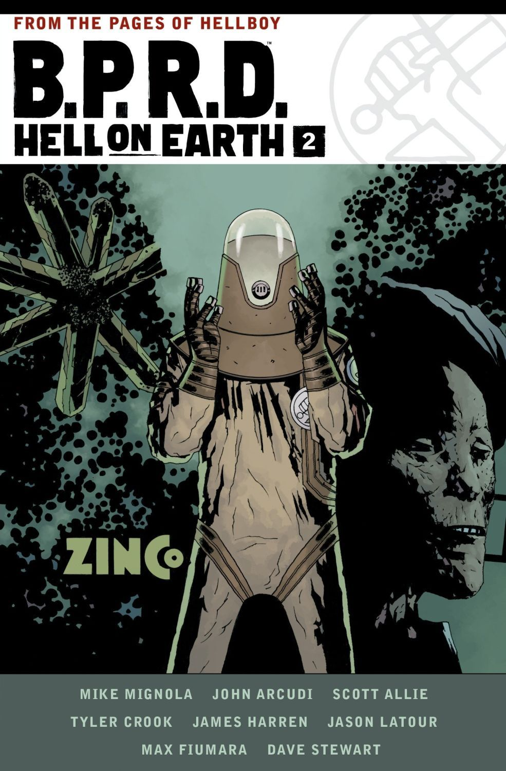B.P.R.D. Hell on Earth Volume 2 - 1