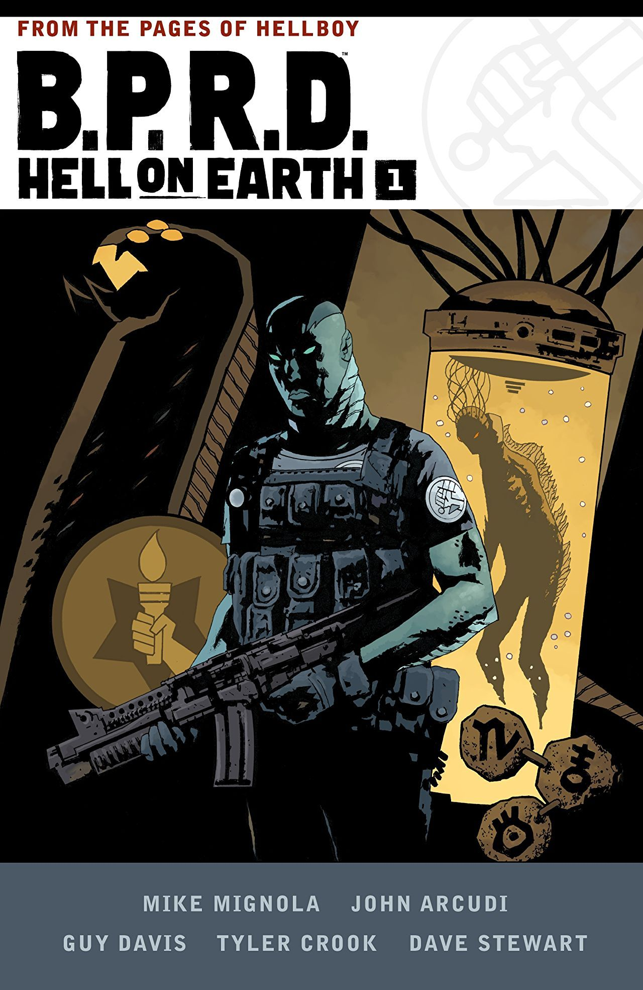 B.P.R.D. Hell on Earth Volume 1 - 1