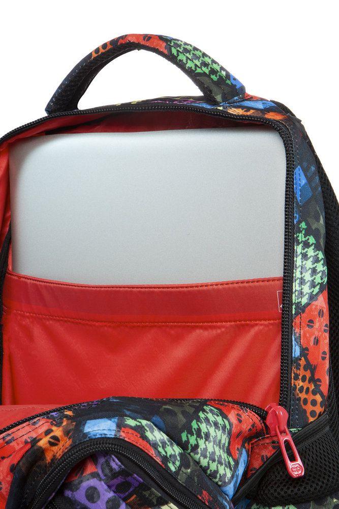 Ученическа раница Cool Pack Spiner - Heart Blox - 6