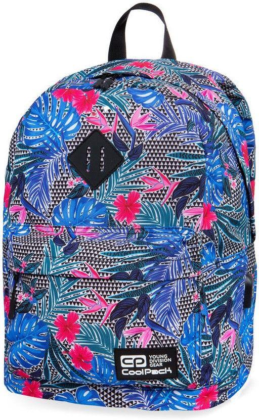 Ученическа раница Cool Pack Cross - Aloha Blue - 1