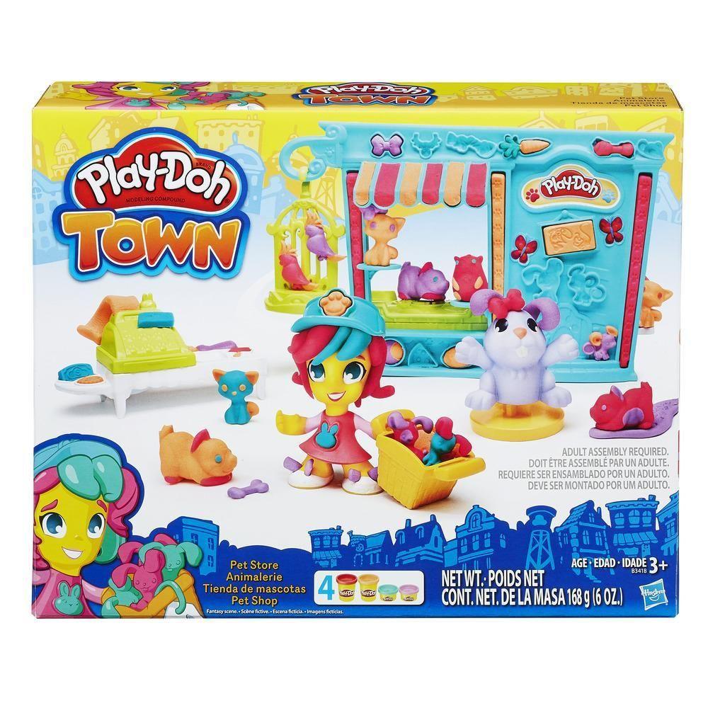 Play Doh Town - Магазин за домашни любимци - 4