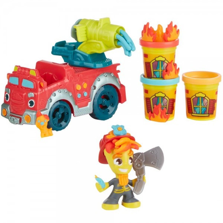Play Doh Town - Противопожарен камион - 1