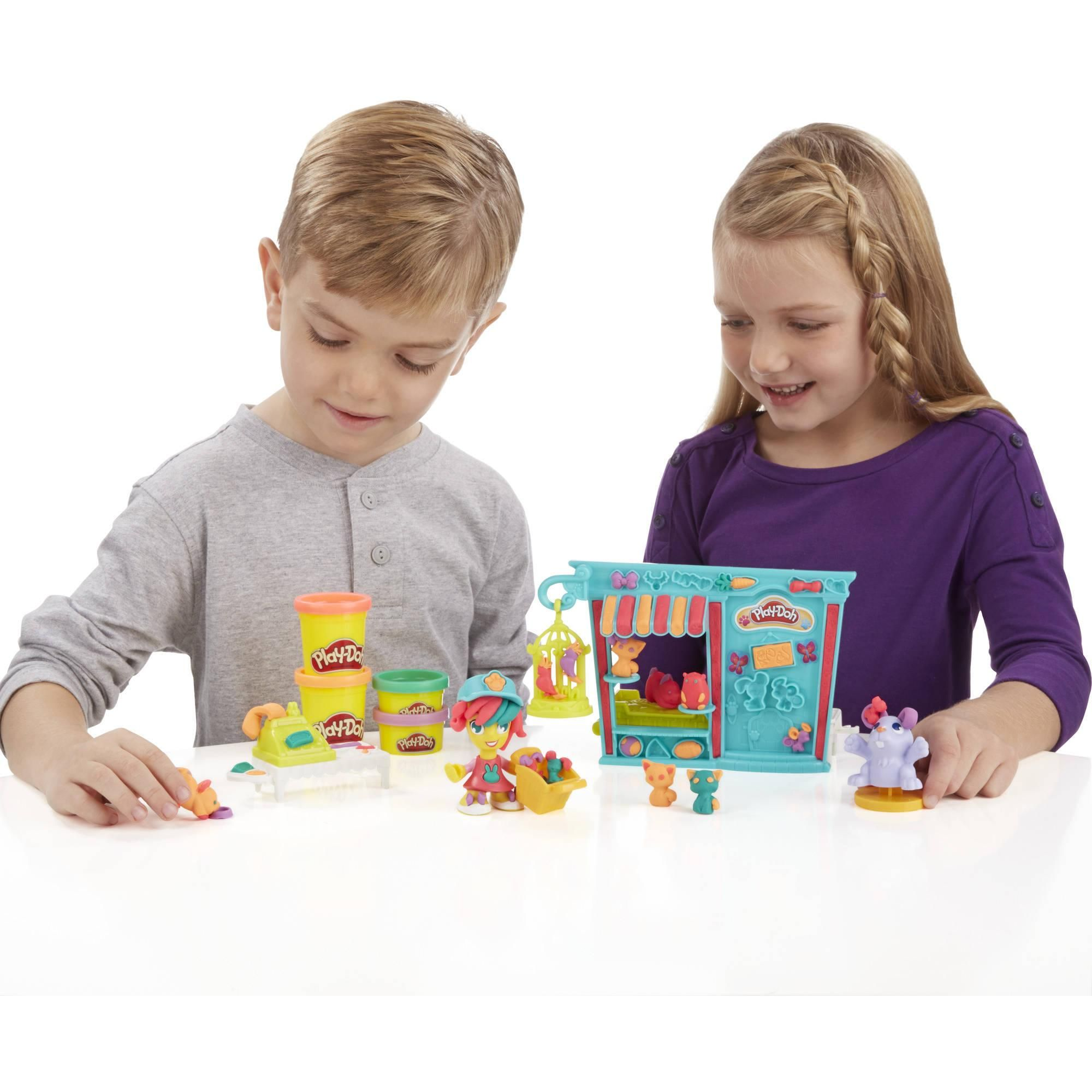 Play Doh Town - Магазин за домашни любимци - 3
