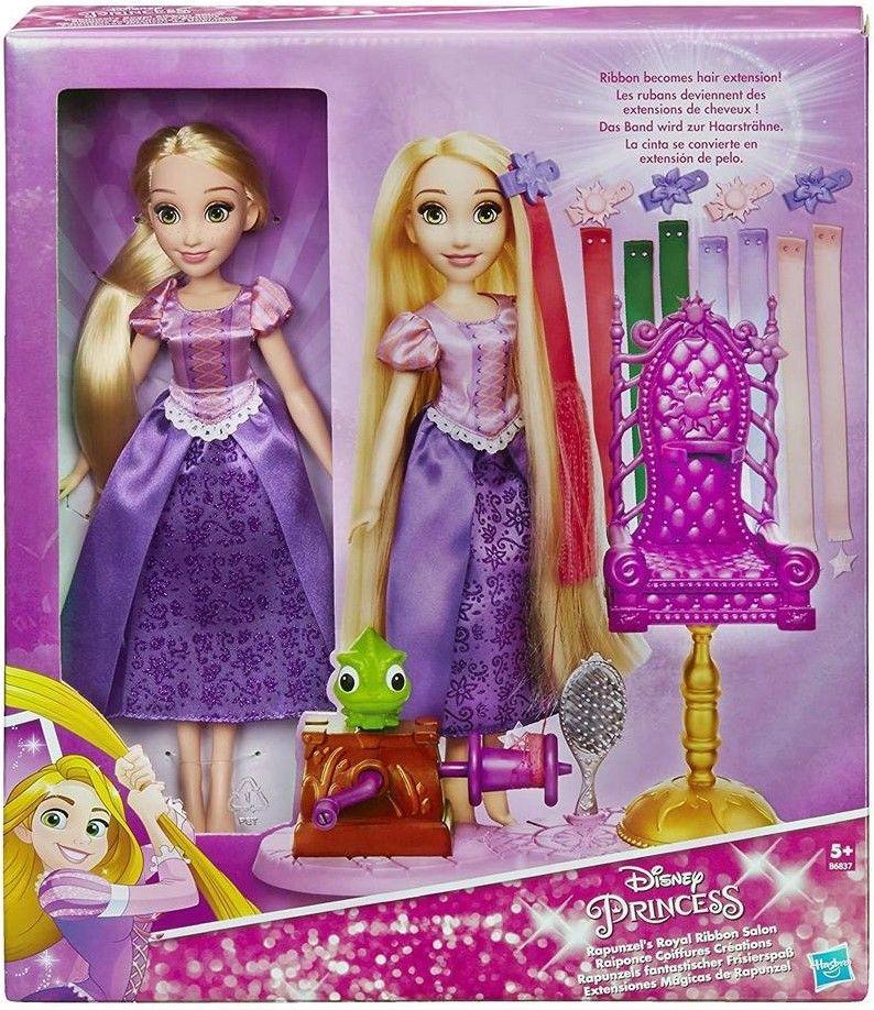Игрален комплект Hasbro Disney Princess - Салон за красота на Рапунцел - 1