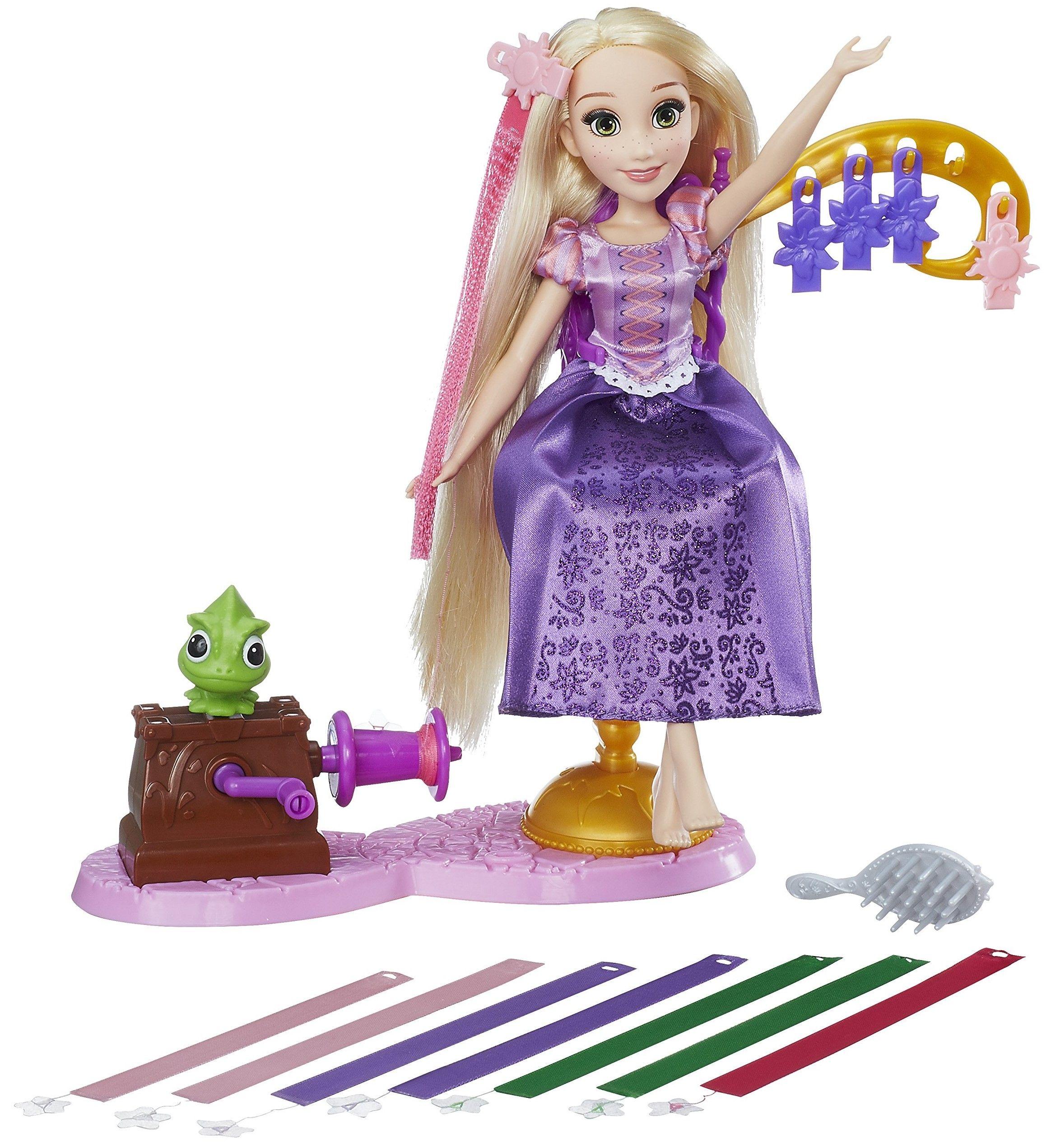 Игрален комплект Hasbro Disney Princess - Салон за красота на Рапунцел - 2