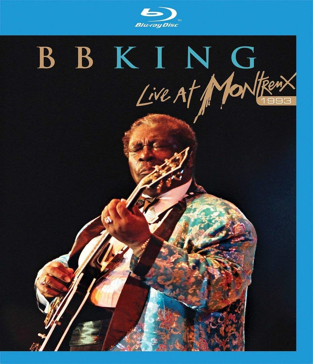 B.B King With Tuff Green Orch - Live At Montreux 1993 (Blu-Ray) - 1