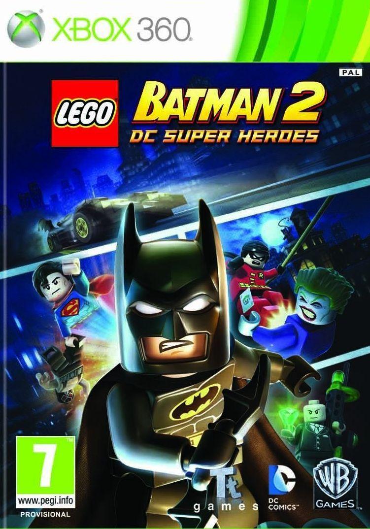 LEGO Batman 2: DC Super Heroes (Xbox 360) - 1