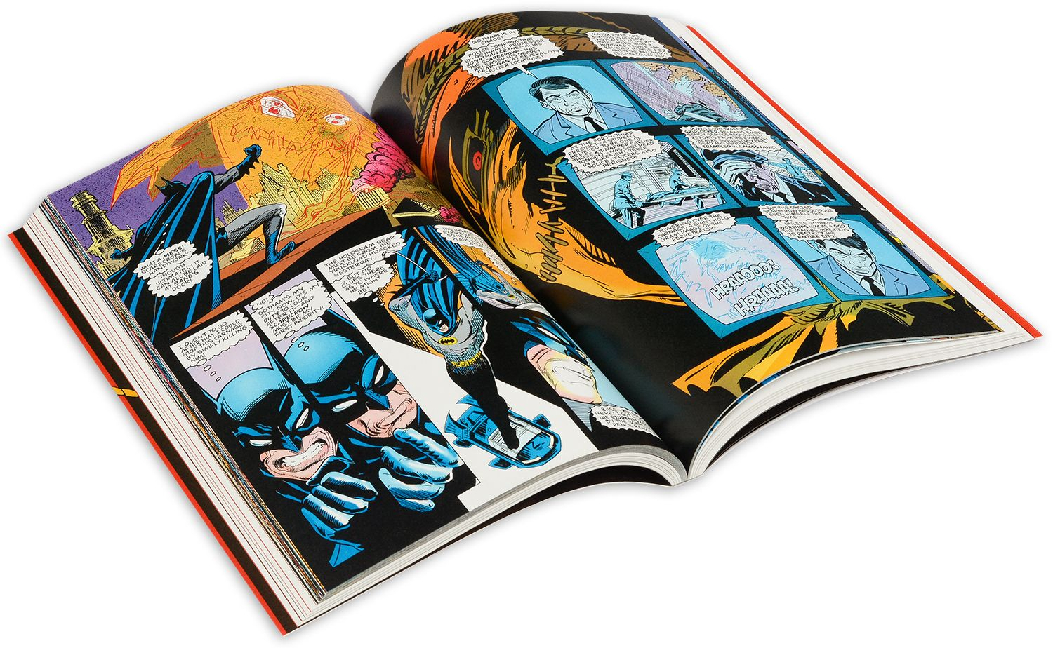 Batman: Knightfall Vol. 2 (25th Anniversary Edition)-8 - 9
