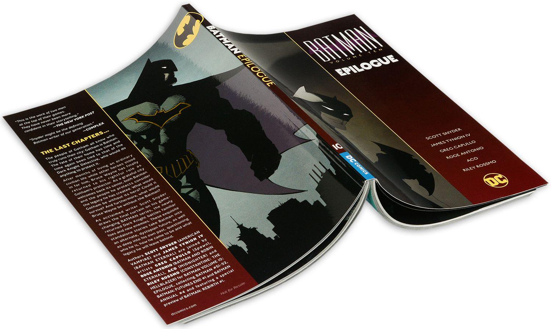Batman by Scott Snyder & Greg Capullo Box Set 3-24 - 25
