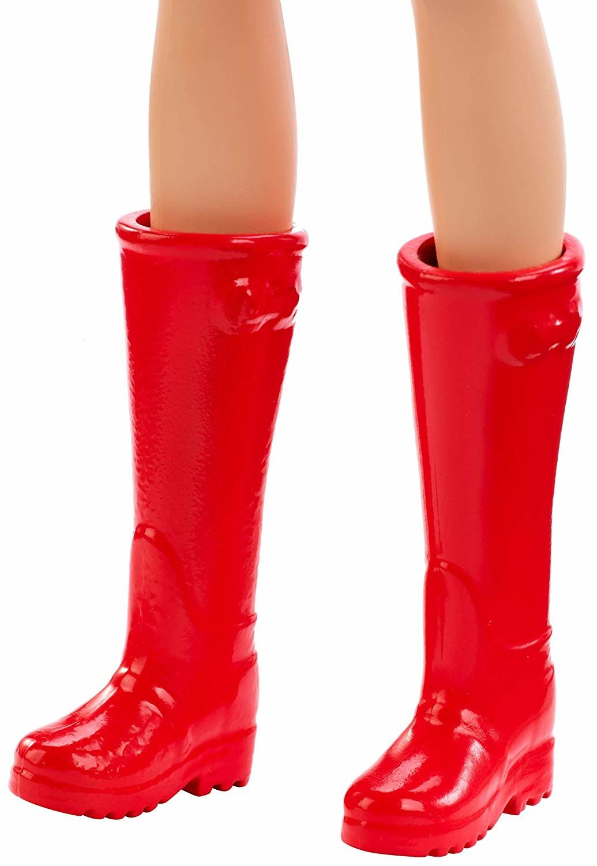 Игрален комплект Mattel Barbie - Фермерка - 7