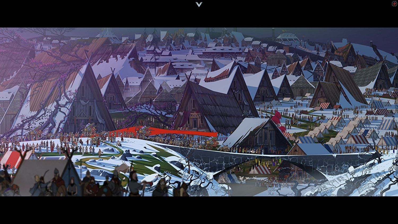 The Banner Saga Trilogy Bonus Edition (PS4) - 9